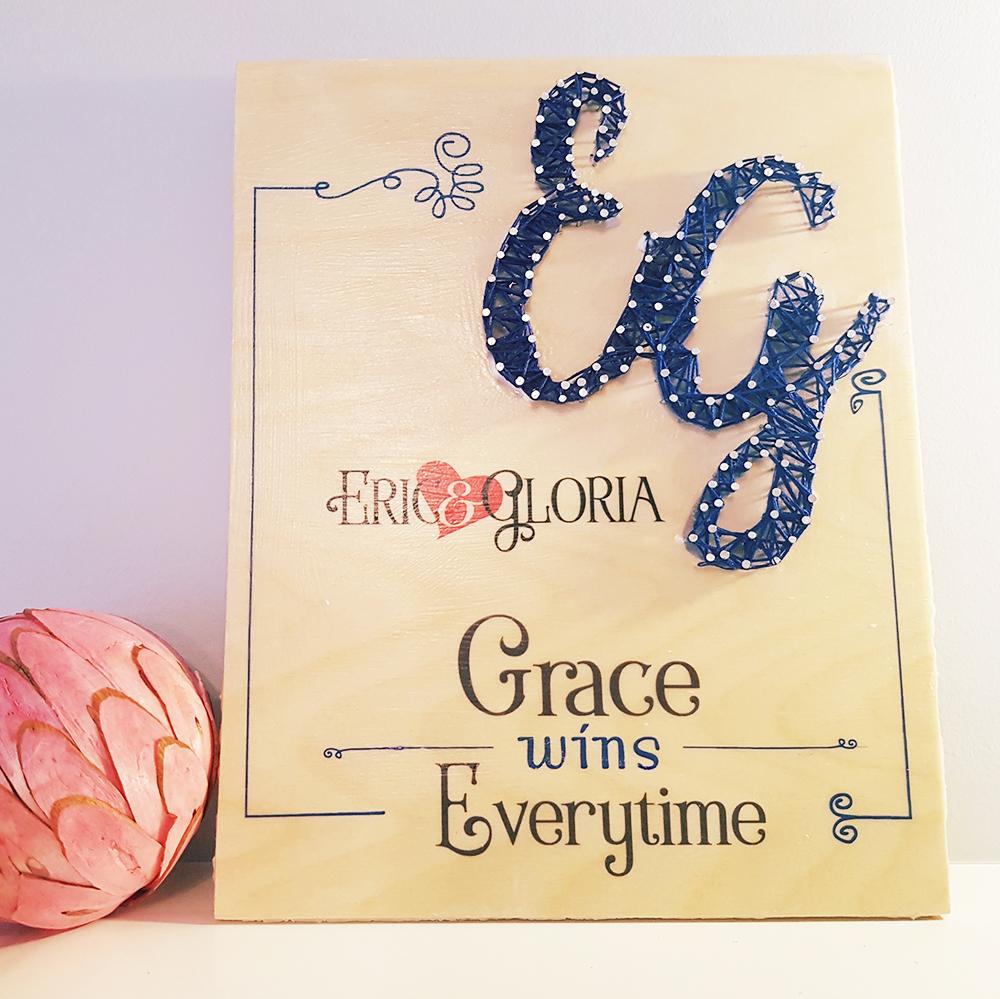 grace wins everytime